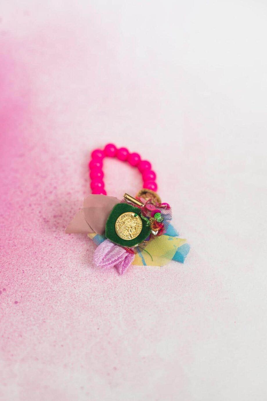 Flower splash bracelet_01