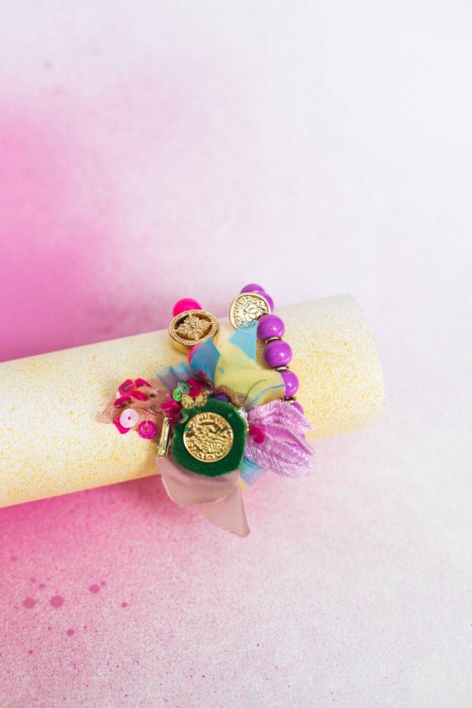 Flower splash bracelet_02