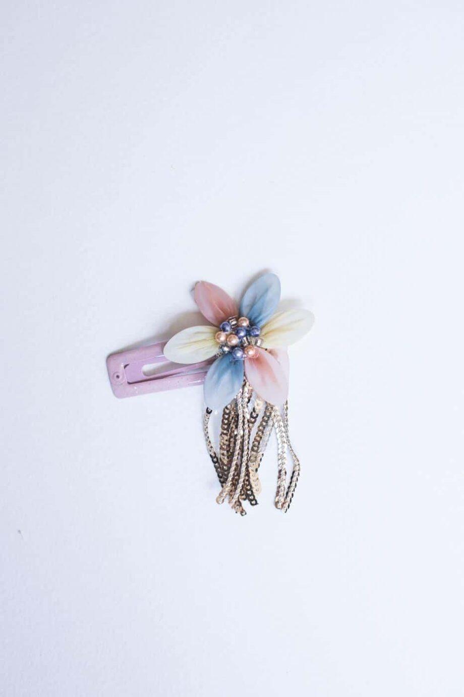 Pastel flower hair clips_01