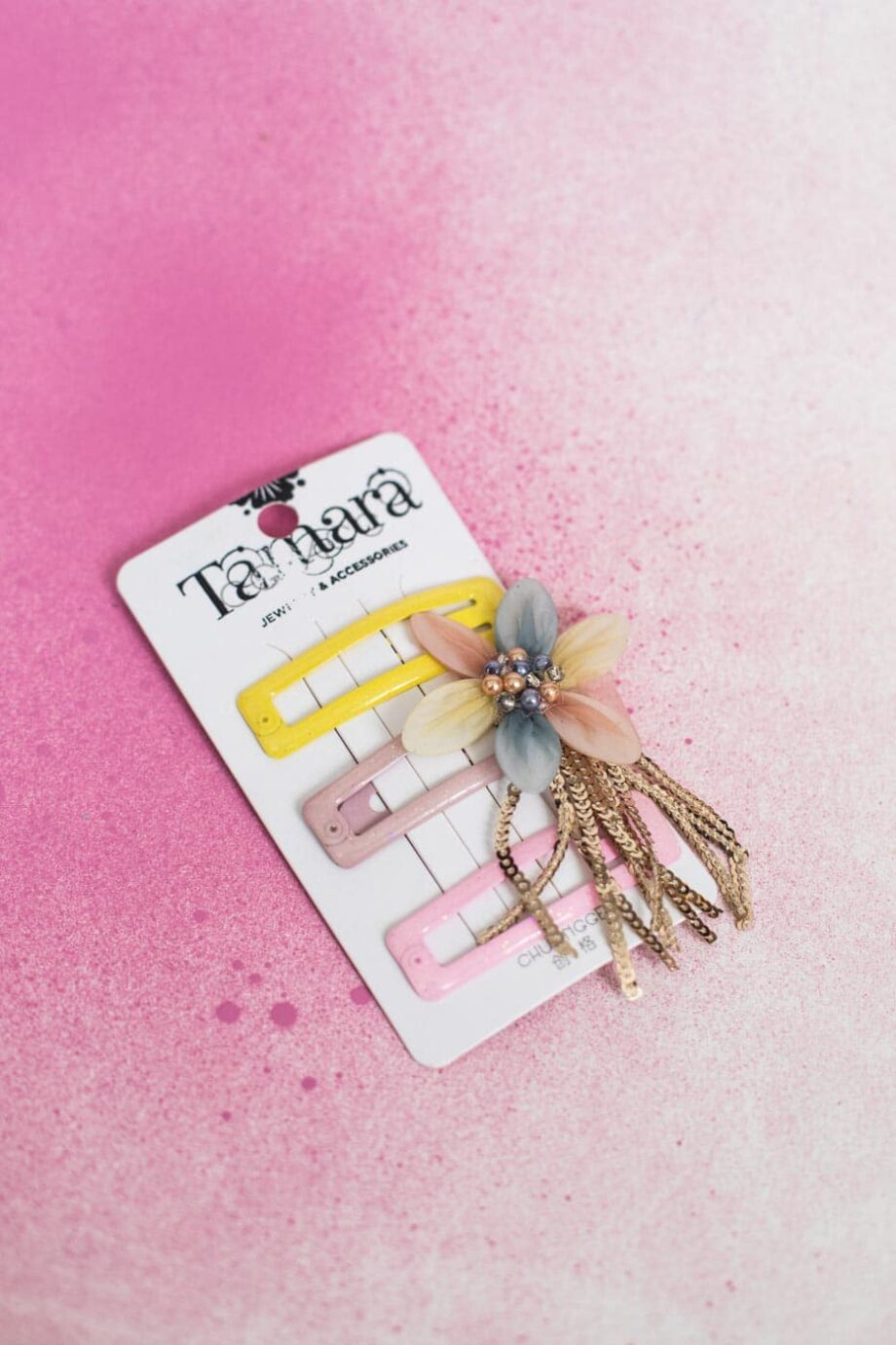 Pastel flower hair clips_02